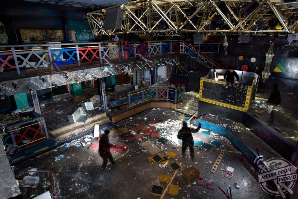 Abandoned UK Nightclub