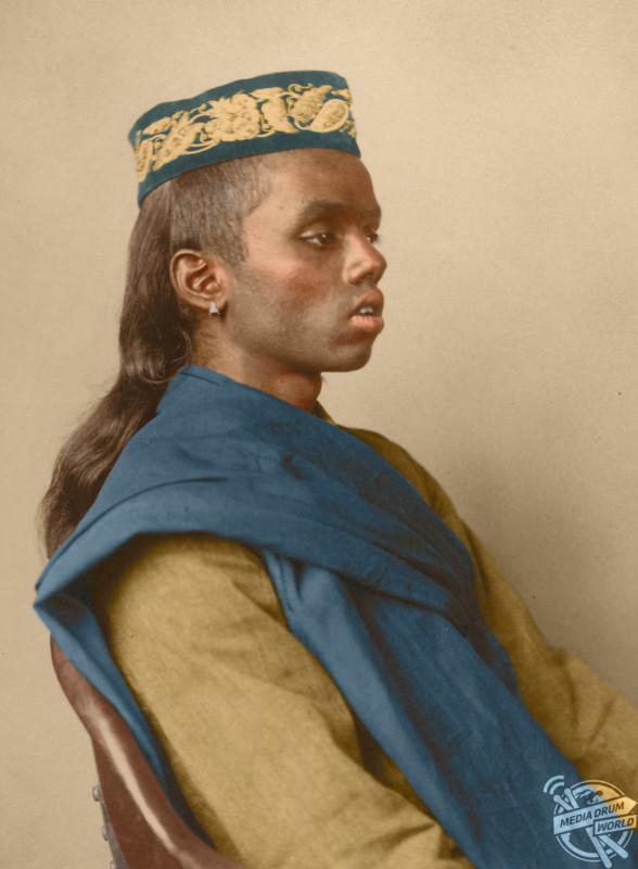 Hindu boy, 1911.