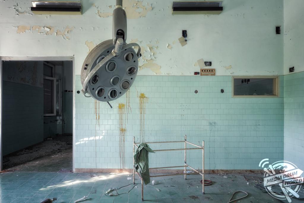 Europe's Spookiest Hospitals
