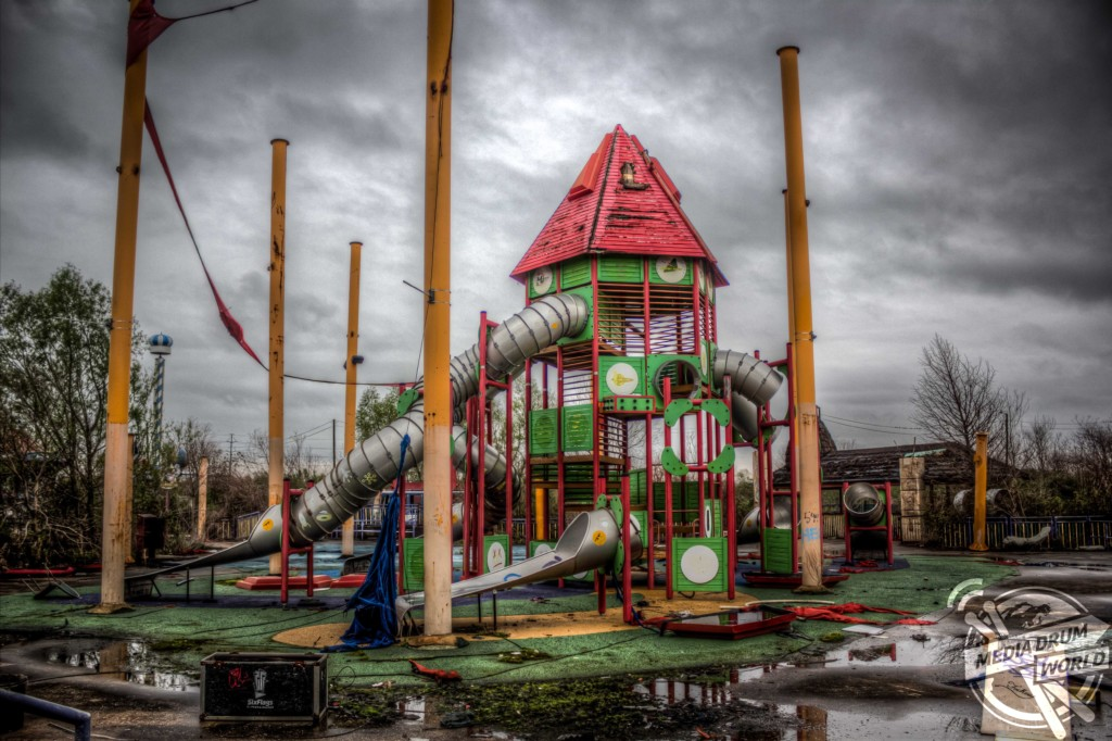 Hurricane Theme Park