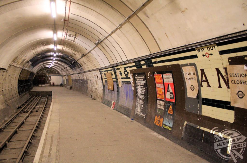 Aldwych Underground station. Bowroaduk / mediadrumworld.com