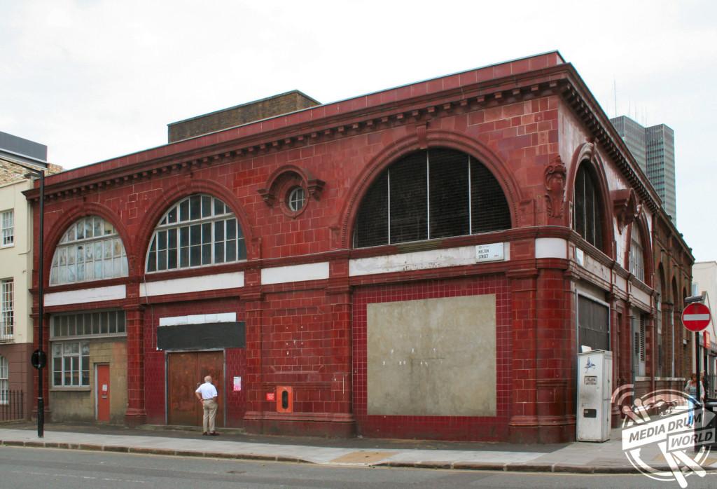 Euston Underground station. Bowroaduk / mediadrumworld.com