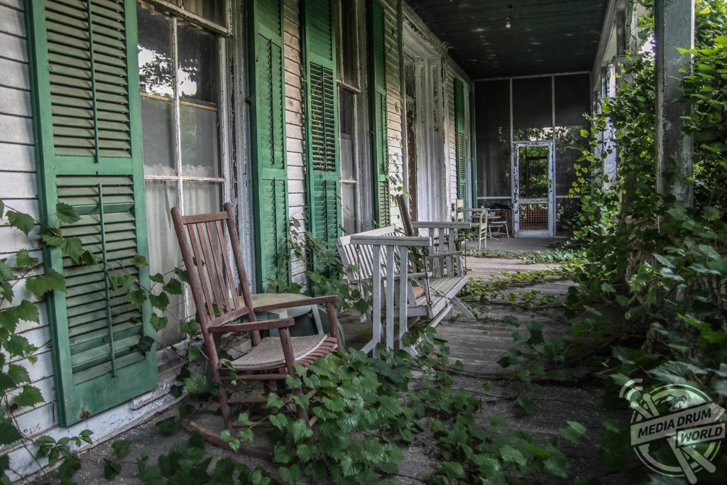 Lost Hoarder Home