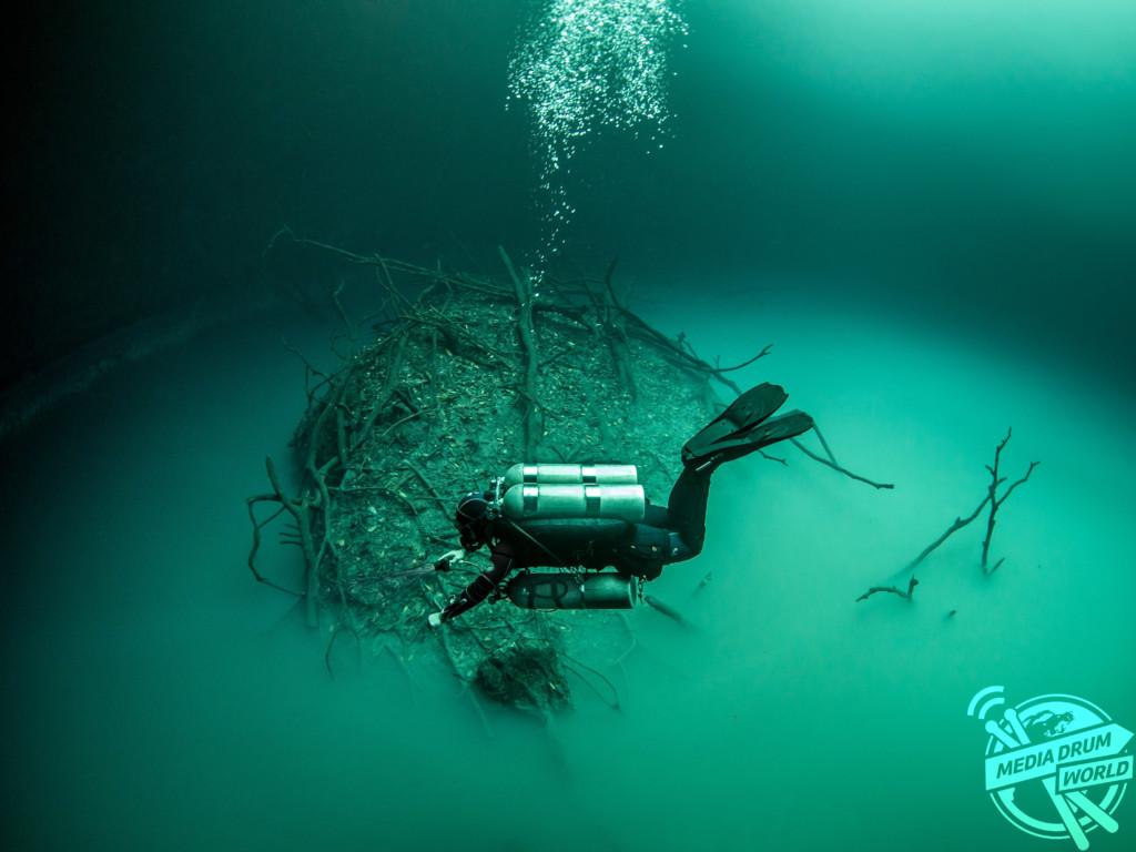 Underwater Lake