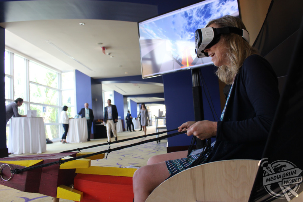 VR Dragon Ride