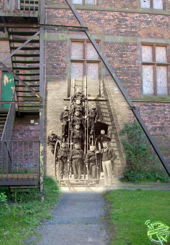 Seafarers Orphanage Newsham Park 1895. Keith Jones / mediadrumworld.com