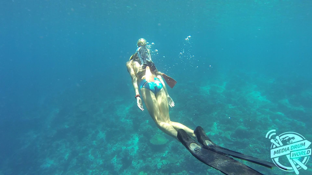 Youngest Freediver