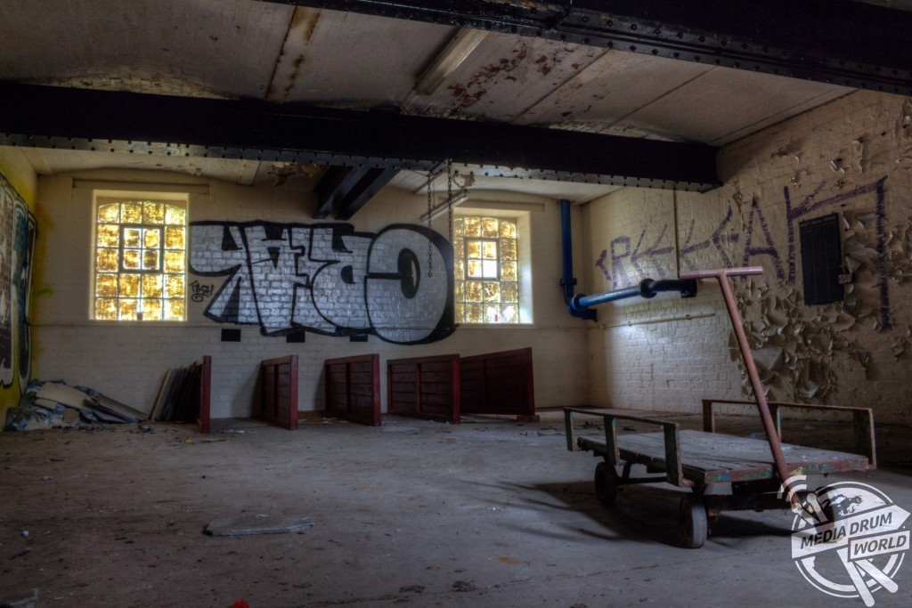 Abandoned UK Brewery