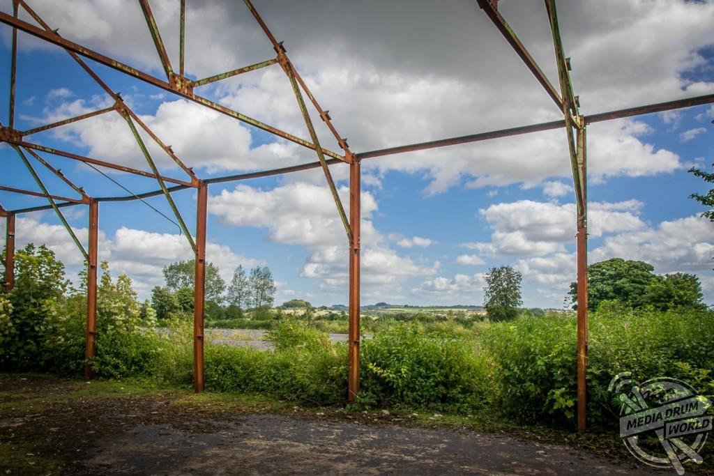Bushfield army camp, Winchester.