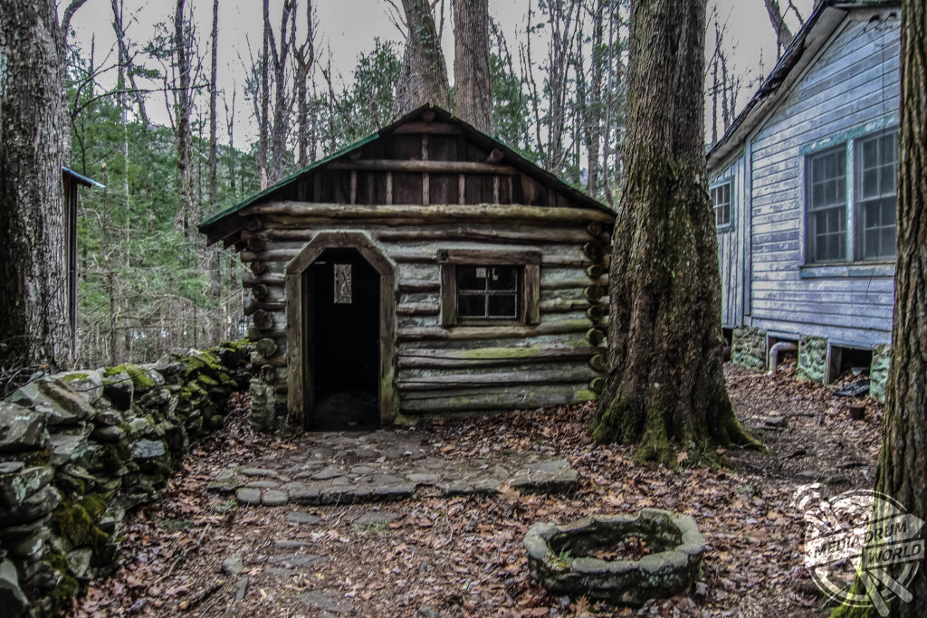 check out this eerie abandoned resort town in tennessee media drum
