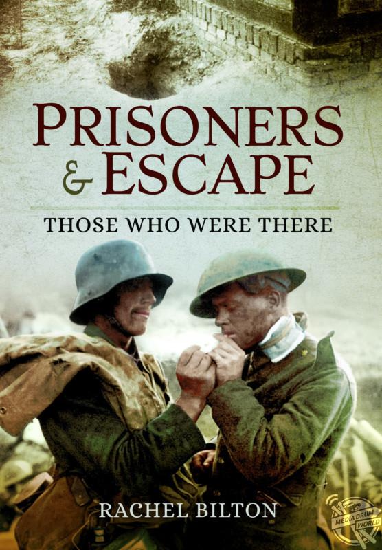 The book's front cover.  Rachel Bilton / mediadrumworld.com