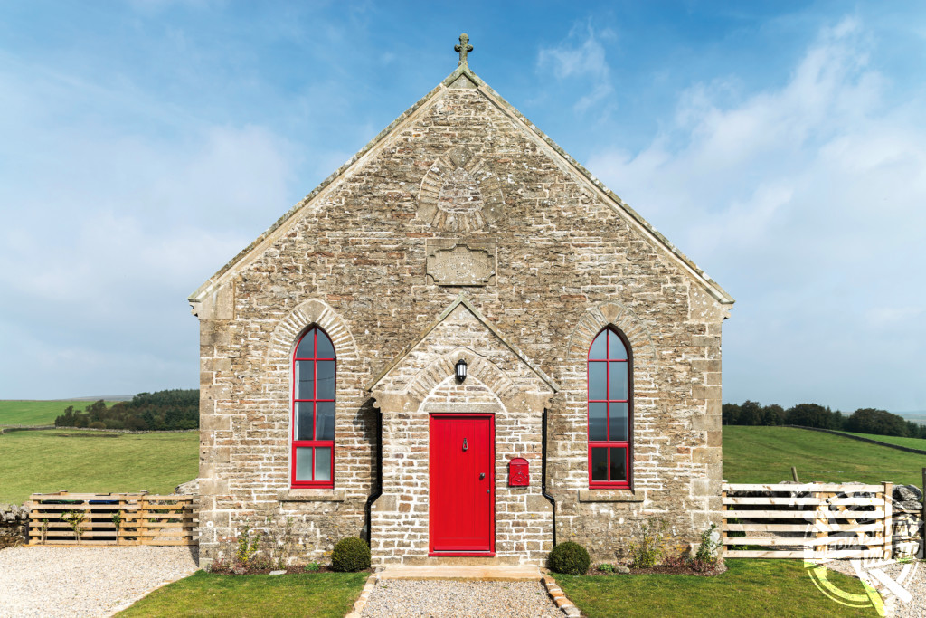 The Chapel. Designed by Evolution Design. County Durham, UK. Antonia Edwards / mediadrumworld.com