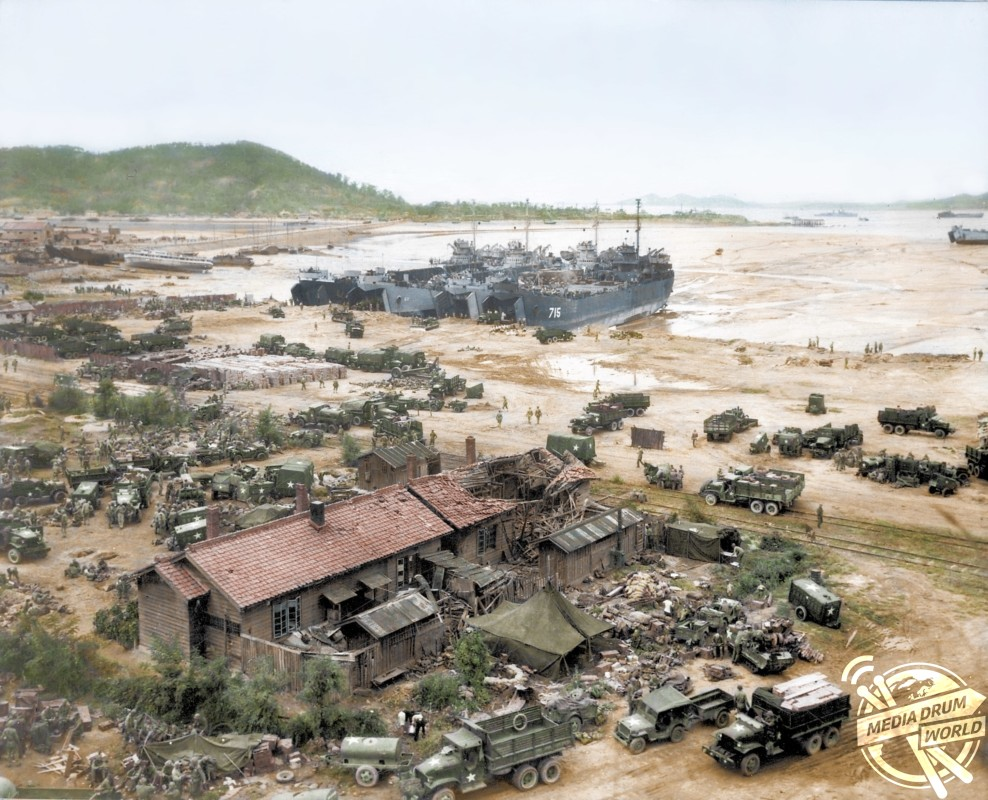 Mind-blowing Pictures from America's Past War In Korea Have