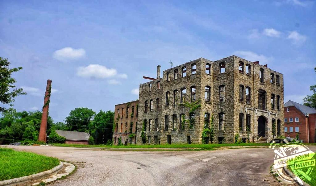 Look Inside Abandoned Hospital Where First Black Boxing Champion Died Media Drum World