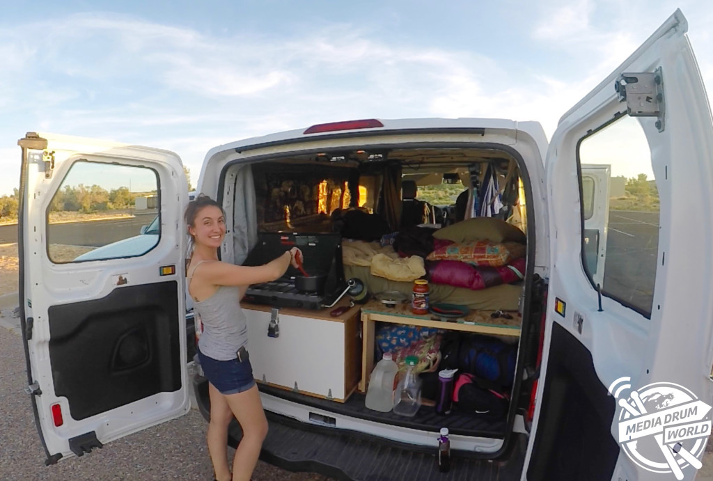 Living In A Van >> Meet The Writer Living A Nomadic Lifestyle In Her Van Thanks To Her