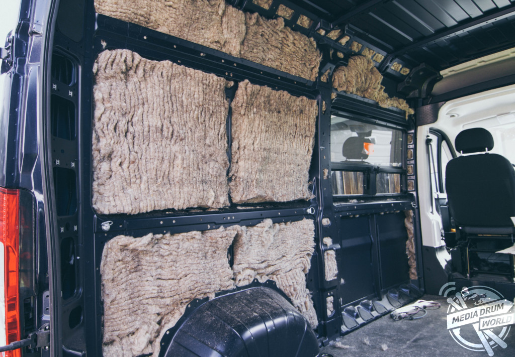 Environmental Policy Student Living In Converted Van To