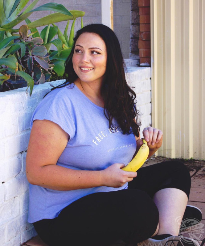 This Woman Put On A Huge Amount Of Weight After The ...