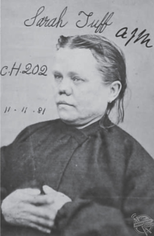 These Cold Victorian Mugshots Show Female Robbers