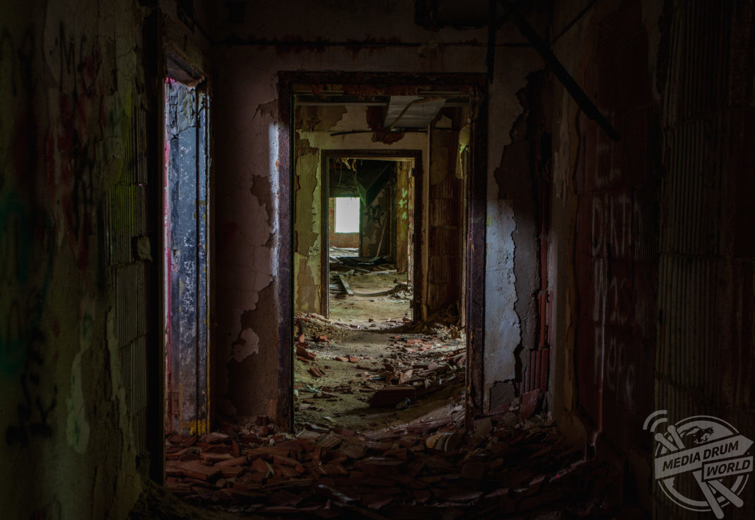 Inside A Sinister Abandoned Insane Asylum With A Troubled History And Ghostly Rumours Media Drum World